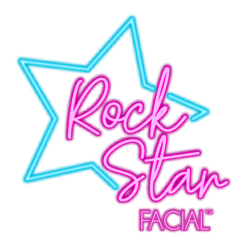 Rock Star Facial available exclusively at The Skin Care Coach in Camp Hill, PA